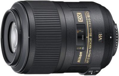 Objectif pour Reflex Nikon AF-S DX 85mm f/3.5G ED VR Micro Nikkor