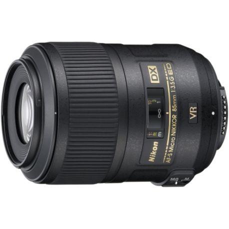 Objectif NIKON AF-S DX 85mm f/3.5G ED VR Micro Nikkor