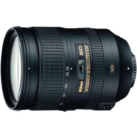 Objectif NIKON AF-S 28-300mm f/3.5-5.6G ED VR Nikkor