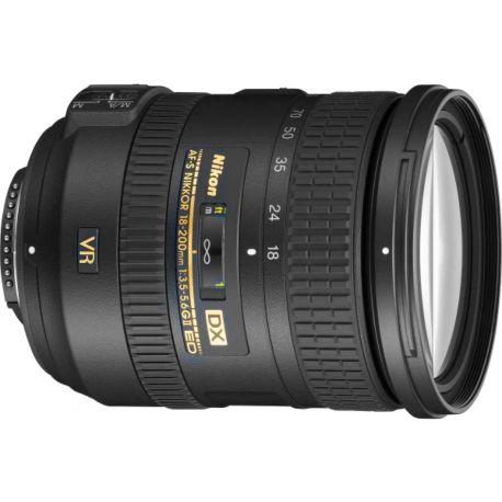 Objectif NIKON AF-S DX 18-200mm f/3.5-5.6G IF ED VR II