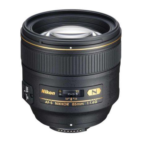 Objectif NIKON AF-S 85mm f/1.4G Nikkor