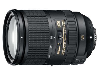 Objectif pour Reflex Nikon AF-S DX 18-300mm f/3.5-5.6G ED VR Nikkor