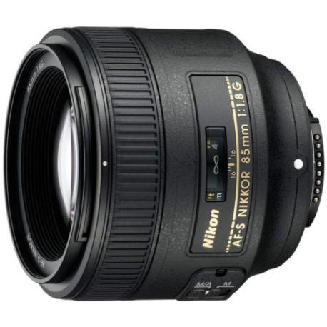 Objectif NIKON AF-S 85mm f/1.8G Nikkor