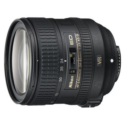 Objectif pour Reflex Nikon AF-S 24-85mm f/3.5-4.5G ED VR Nikkor