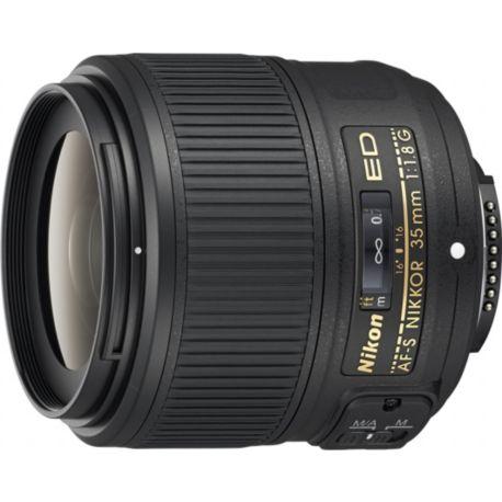 Objectif NIKON AF-S 35mm f/1.8G Nikkor
