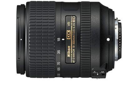 Objectif pour Reflex Nikon AF-S DX 18-300mm f/3.5-6.3G ED VR...
