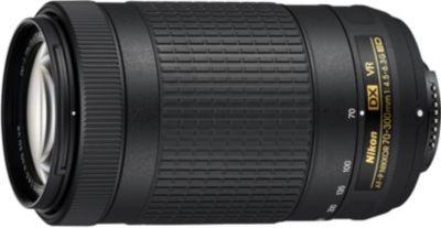 Objectif pour Reflex Nikon AF-P DX NIKKOR 70-300mm f/4.5-6.3G ED VR