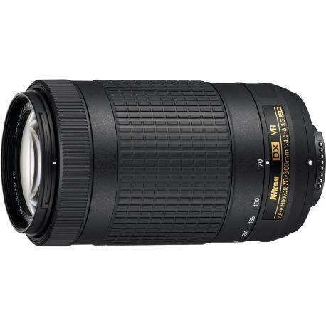 Objectif NIKON AF-P DX NIKKOR 70-300mm f/4.5-6.3G ED VR