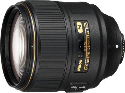 Objectif Nikon AF-S 105mm f/1.4E ED