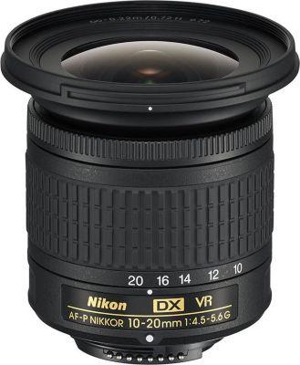 Objectif Nikon AF-P DX NIKKOR 10-20mm f/4.5-5.6G VR