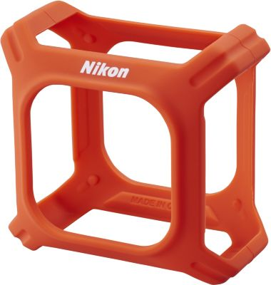 Caisson Nikon Silicone orange KEYMISSION 360 CF-AA1