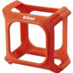 Boitier NIKON Silicone orange KEYMISSION