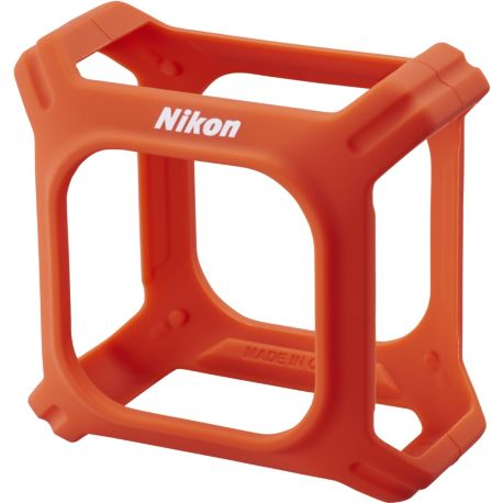 Boitier NIKON Silicone orange KEYMISSION 360 CF-AA1