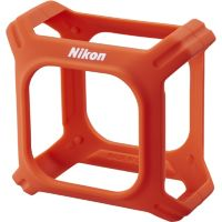 Caisson NIKON Silicone orange KEYMISSION 360 CF-AA1