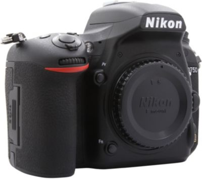 Appareil photo Reflex Nikon D750 Nu + Trépied Manfrotto 290 XTra + Rotule 3D MH804-3W