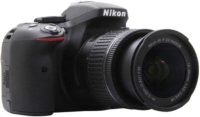 Appareil photo Reflex Nikon D5300 + AF-P 18-55 VR