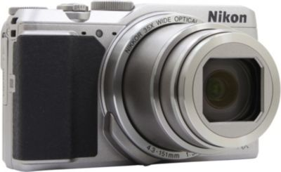 Appareil photo Compact Nikon Coolpix A900 Silver