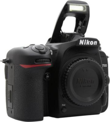 Appareil photo Reflex Nikon D7500 nu