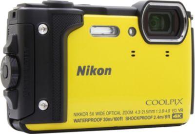 Appareil Photo compact nikon coolpix w300 jaune