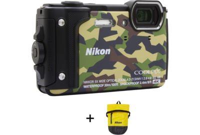 APN NIKON COOLPIX W300 Camouflage