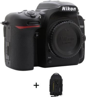 Appareil Photo reflex nikon d7500 + sac à dos premium