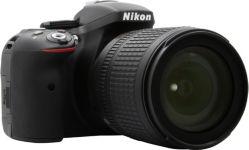 Reflex NIKON D5300 + AF-S 18-105vr