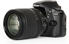 Reflex NIKON D3300 + 18-105VR