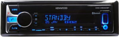 Autoradio MP3 Kenwood KDC-X5000BT