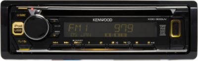 Autoradio CD Kenwood KDC-300UV