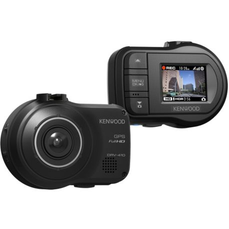 Caméra KENWOOD DRV-410 Dashcam