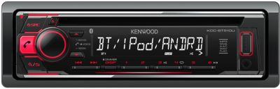 Autoradio CD Kenwood KDC-BT510U