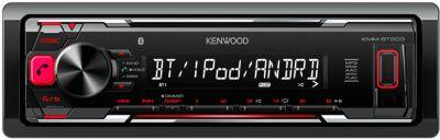 Autoradio MP3 Kenwood KMM-BT203
