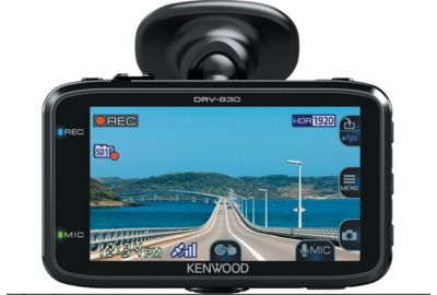 Caméra KENWOOD DRV-830 Dashcam