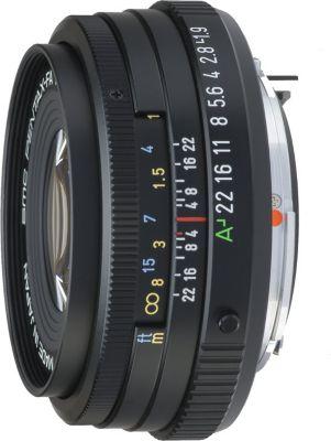 Objectif pour Reflex Pentax SMC FA 43mm f/1,9 Limited noir