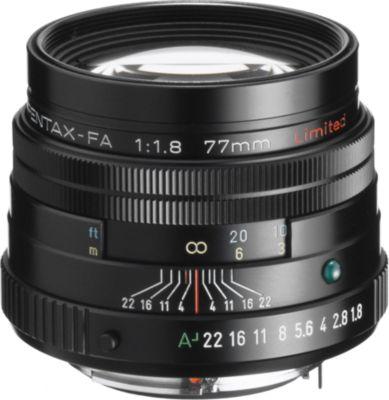 Objectif pour Reflex Pentax SMC FA 77mm f/1.8 Limited