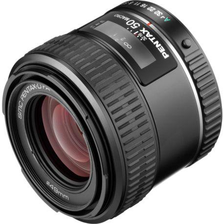 Objectif PENTAX SMC DFA 50mm f/2.8 Macro
