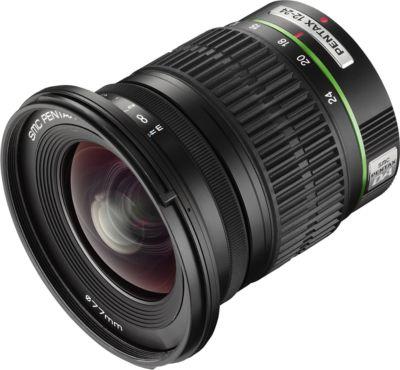 Objectif pour Reflex Pentax SMC DA 12-24mm f/4.0 ED AL IF