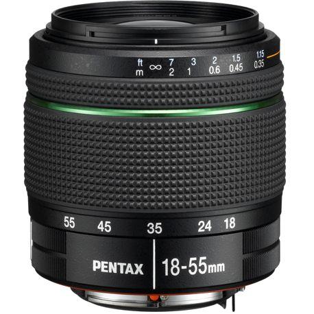 Objectif PENTAX SMC DA 18-55mm f/3.5-5.6 AL WR