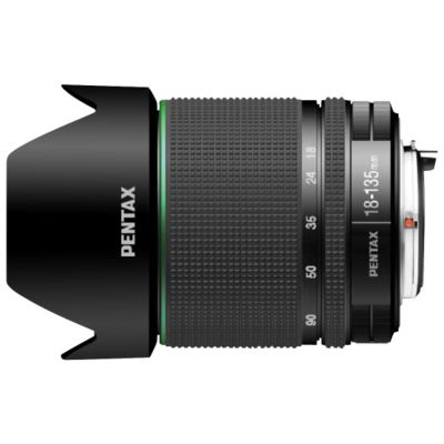 Objectif pour Reflex Pentax SMC DA 18-135mm f/3.5-5.6 ED AL IF DC WR