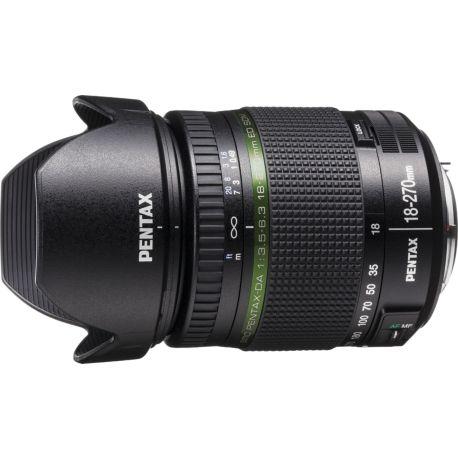 Objectif PENTAX SMC DA 18-270mm f/3.5-6.3 SDM