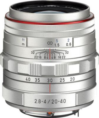 Objectif pour Reflex Pentax HD DA 20-40mm f/2.8-4 ED DC WR Limited