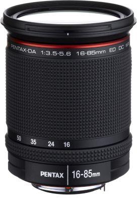 Objectif pour Hybride Pentax HD DA 16-85mm f/3.5-5.6 ED DC WR