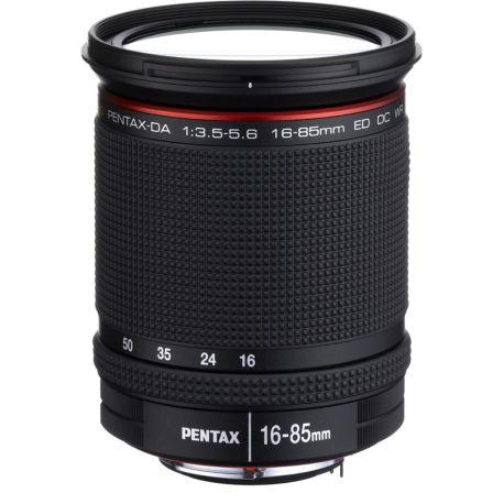 Objectif PENTAX HD DA 16-85mm f/3.5-5.6 ED DC WR