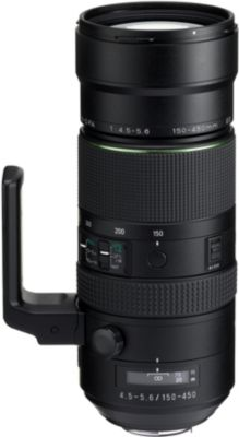 Objectif Pentax HD FA 150-450mm F4.5-5.6 ED DC AW