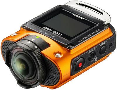 Caméra sport Ricoh WG-M2 orange