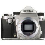 Reflex PENTAX KP Nu silver