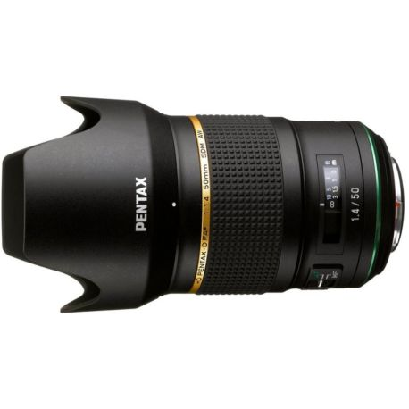 Objectif PENTAX HD D-FA 50mm f 1.4 SDM AW