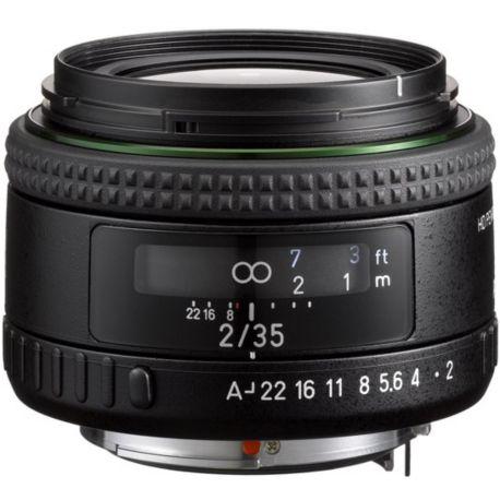 Objectif PENTAX FA 35mm F2 AL