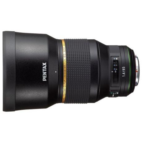 Objectif PENTAX HD-D FA85mm f/1.4ED SDM AW