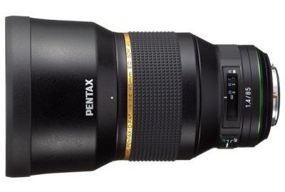 Obj PENTAX HD-D FA85mm f/1.4ED SDM AW